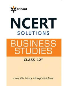 NCERT Solutions - Business Studies for Class XII