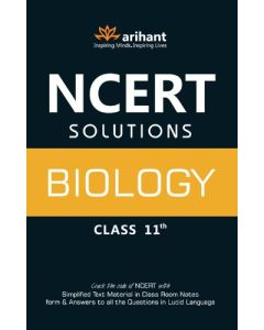 NCERT Solutions - Biology for Class 11th