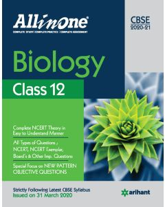 All In One Biology CBSE Class 12 2020-21