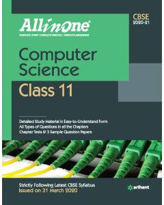 All In One Computer Science CBSE Class 11 2020-21