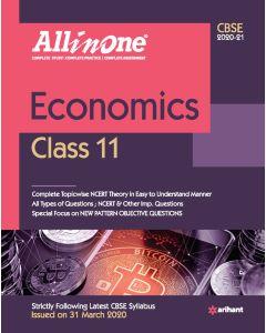 All In One Economics CBSE Class 11 2020-21
