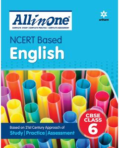 CBSE All in one NCERT Based English Class 6 2020-21
