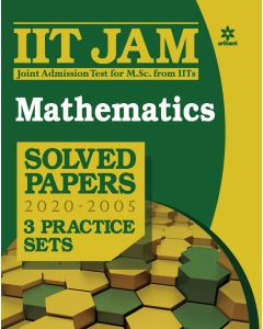 IIT JAM Mathematics Solved Papers and Practice sets 2021