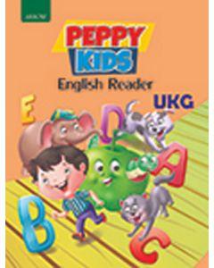 Peppy Kids English Reader UKG