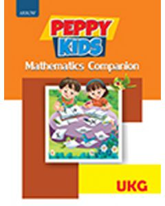 Peppy Kids  Maths Companion  Ukg