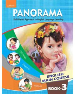 Panorama  English Main Course Book  3