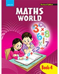 Maths World  4