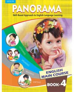 Panorama  English Main Course Book  4