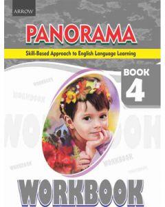 Panorama  English Workbook  4
