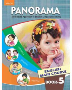 Panorama  English Main Course Book  5