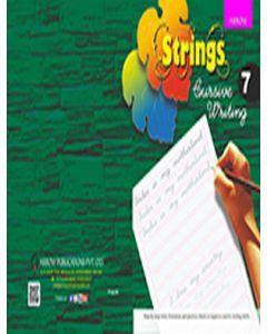 Strings  Cursive Writing  7