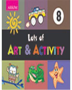 Lots Of Art & Activity  8