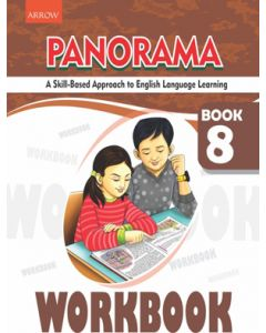 Panorama  English Workbook  8