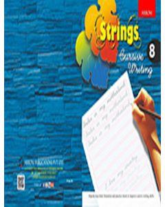 Strings  Cursive Writing  8