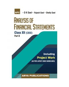 APC Analysis of Financial Statements (Including Project Work) Part 'B' for Class 12