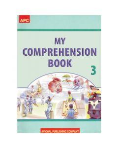 APC My Comprehension Book for Class 3 by Saba Siddiqui, Mugdha Bhargava
