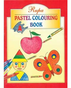 Rupa Pastel Colouring Book A