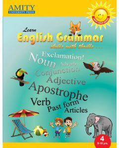 English Grammar Skills with Thrills - 4