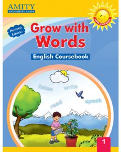 Grow With Words Coursebook - 1