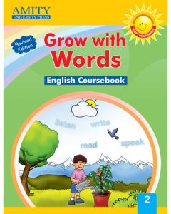 Grow With Words Coursebook - 2