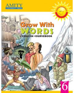 Grow With Words Coursebook - 6