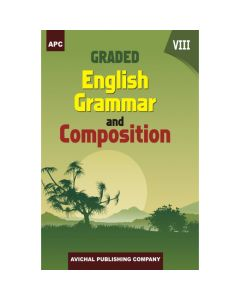 APC Graded English Grammar and Composition for Class 8