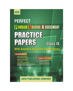 APC Perfect Problem Solving Assessment (PSA) Practice Papers for Class 9