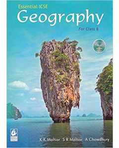 Essential ICSE Geography for Class 8 (2018-19 Session)