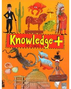 KNOWLEDGE+ FOR CLASS 8