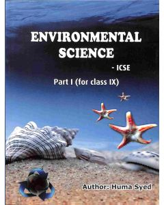 Environmental Science ICSE Part 1 For Class 9