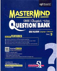 Master Mind CBSE Chapter-Wise Question Bank English Language & Literature Class 9