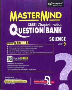 Master Mind CBSE Chapter-Wise Question Bank Science Class 9