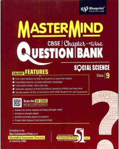 Master Mind CBSE Chapter-Wise Question Bank Social Science Class 9