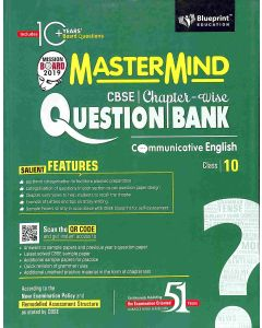 Master Mind CBSE Chapter-Wise Question Bank Communicative Class 10