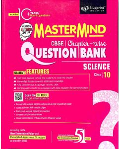 Master Mind CBSE Chapter-Wise Question Bank Science Class 10
