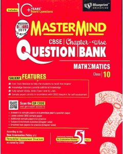 Master Mind CBSE Chapter-Wise Question Bank Mathematics Class 10