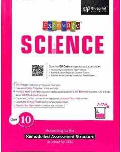 Exam Mate Science Class 10 (CBSE)