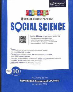 Exammate Social Science Class 10 (CBSE)