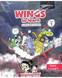 Wings To Learn Class 1 (Terms 1, 2 And 3)