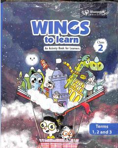 Wings To Learn Class 2 (Terms 1, 2 And 3)