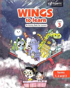 Wings To Learn Class 3 (Terms 1, 2 And 3)