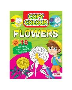 COPY COLOUR FLOWERS