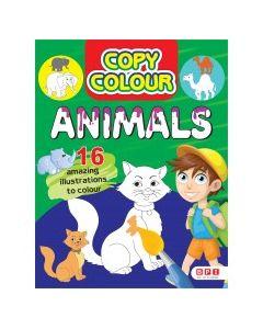 COPY COLOUR ANIMALS