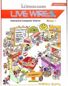 Live Wire Book 1 (Interactive Computer Science)
