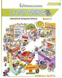 Live Wire Book 3 (Interactive Computer Science)