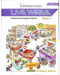 Live Wire Book 4 (Interactive Computer Science)