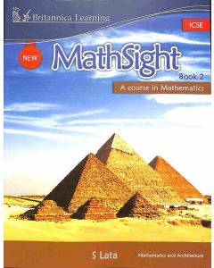 New Math Sight Book 2 ICSE (A Course In Mathematics)