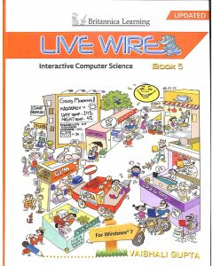 Live Wire Book 5 (Interactive Computer Science)