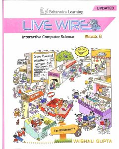 Live Wire Book 6 (Interactive Computer Science)