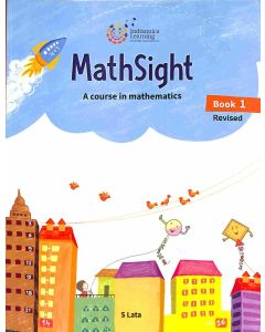 New Math Sight Book 1 CCE (A Course In Mathematics)